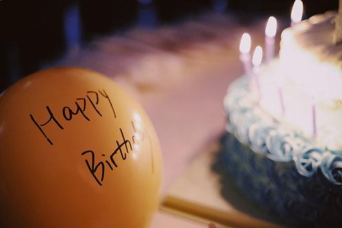 Geburtstagsreading