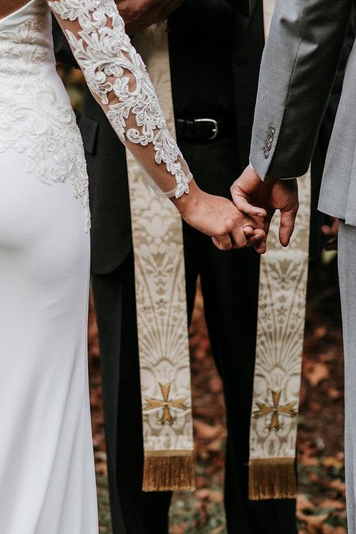 Final payment: Small Wedding