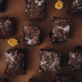 Cake Brownish Taste