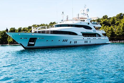 yacht - grpplatine - pavillon bateau