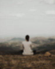 Mindfulness helps us to find peace