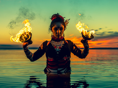 The Wild Woman Archetype and how she Encourages your Creativity