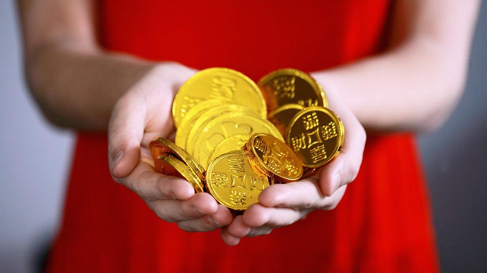 Prosperity - Plentiful Living