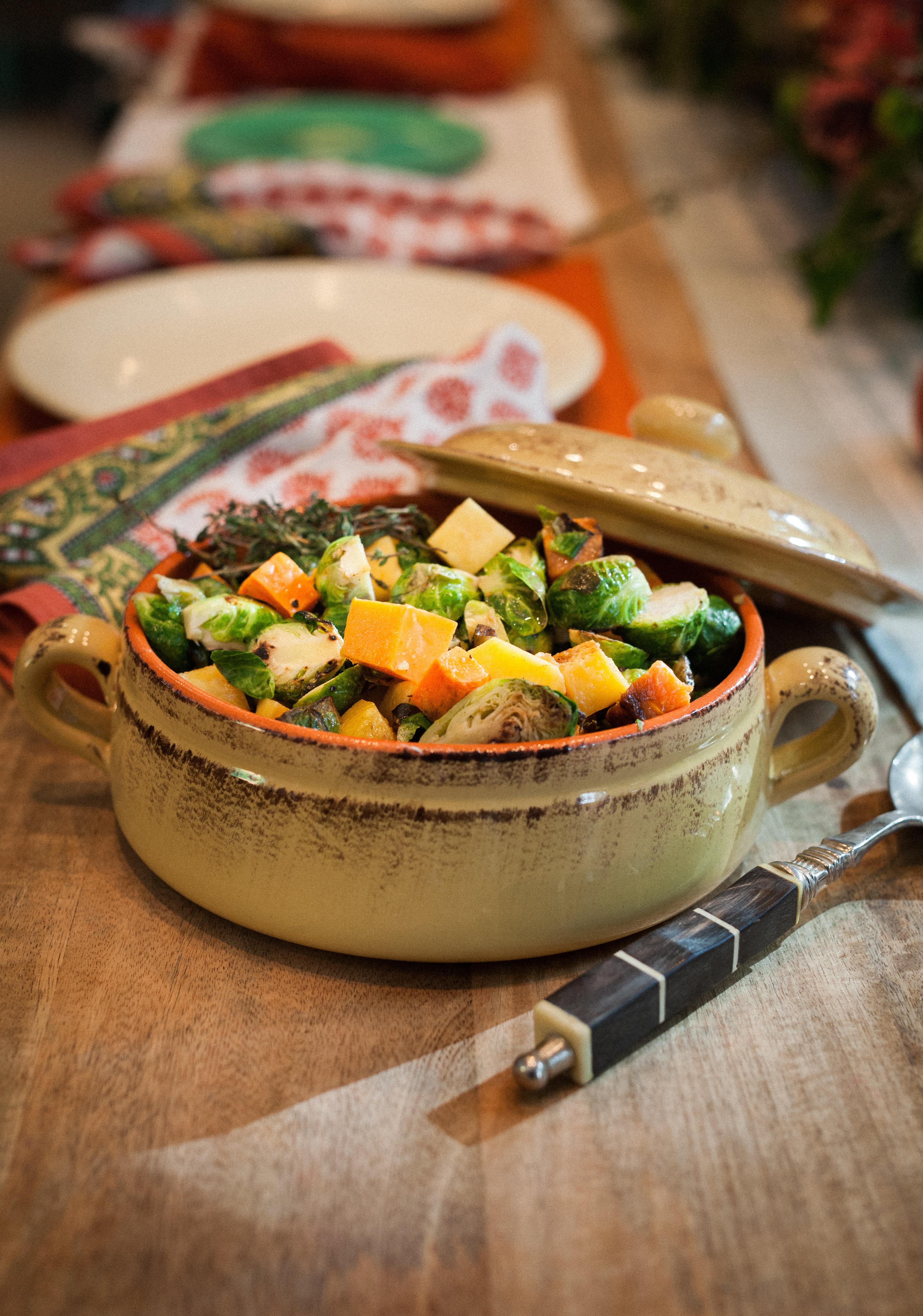 organic recipe of food