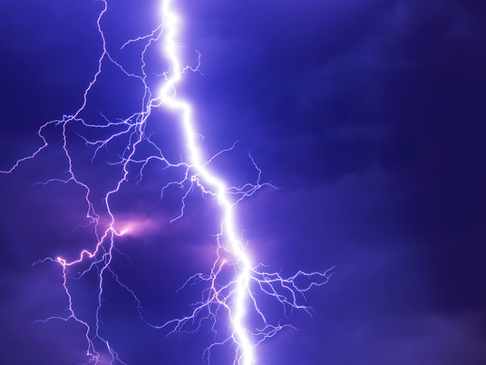 Cop Lightning Rods – Down, but not out…
