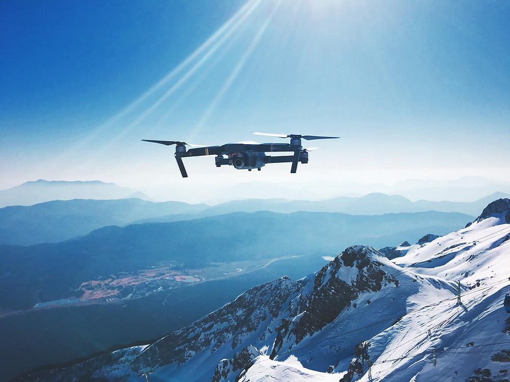 drone éco magazine