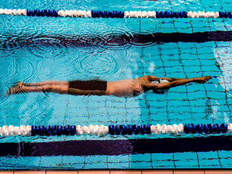 Underwater Set to Dramatically Increase Your Speed