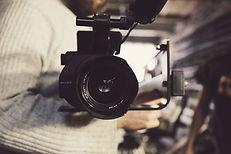 Videokamera für Imagefilm
