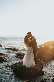 Shooting photo couple de mariés