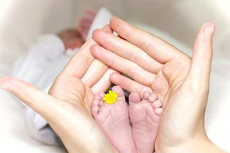 דולות לאחר לידה
