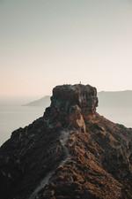 Skaros Rock, Imerovigli