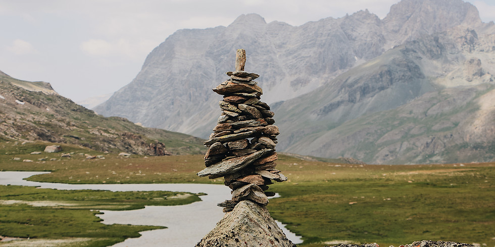 Week end - Randonnée pédestre en boucle par la cabane de Tirière dans le Valgaudemar - Massif des Ecrins