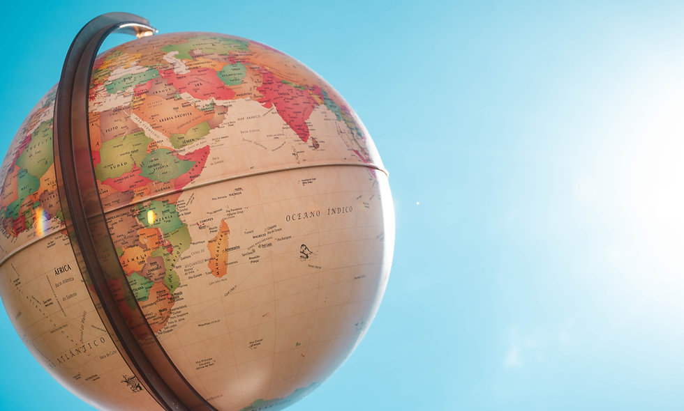 Geography: Where in the World?