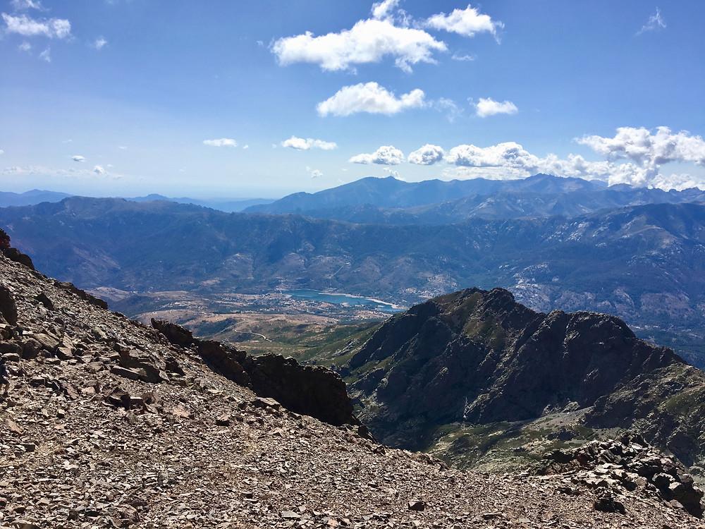 Mountains in Corsica