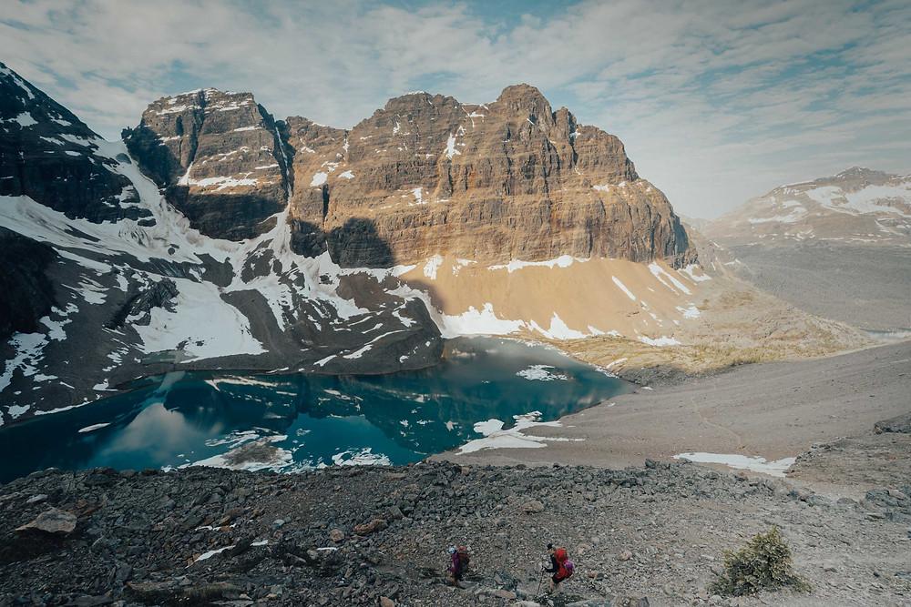 Lake O'Hara in the Canadian Rockies