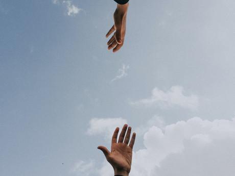 Reach Out, Reach Up - Romans 15:14-33