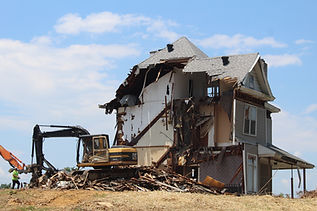 Exterior and Interior Demolition - Bethel Environmental Solutions (BES)