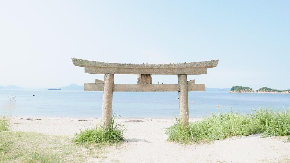 Naoshima - Tricolage