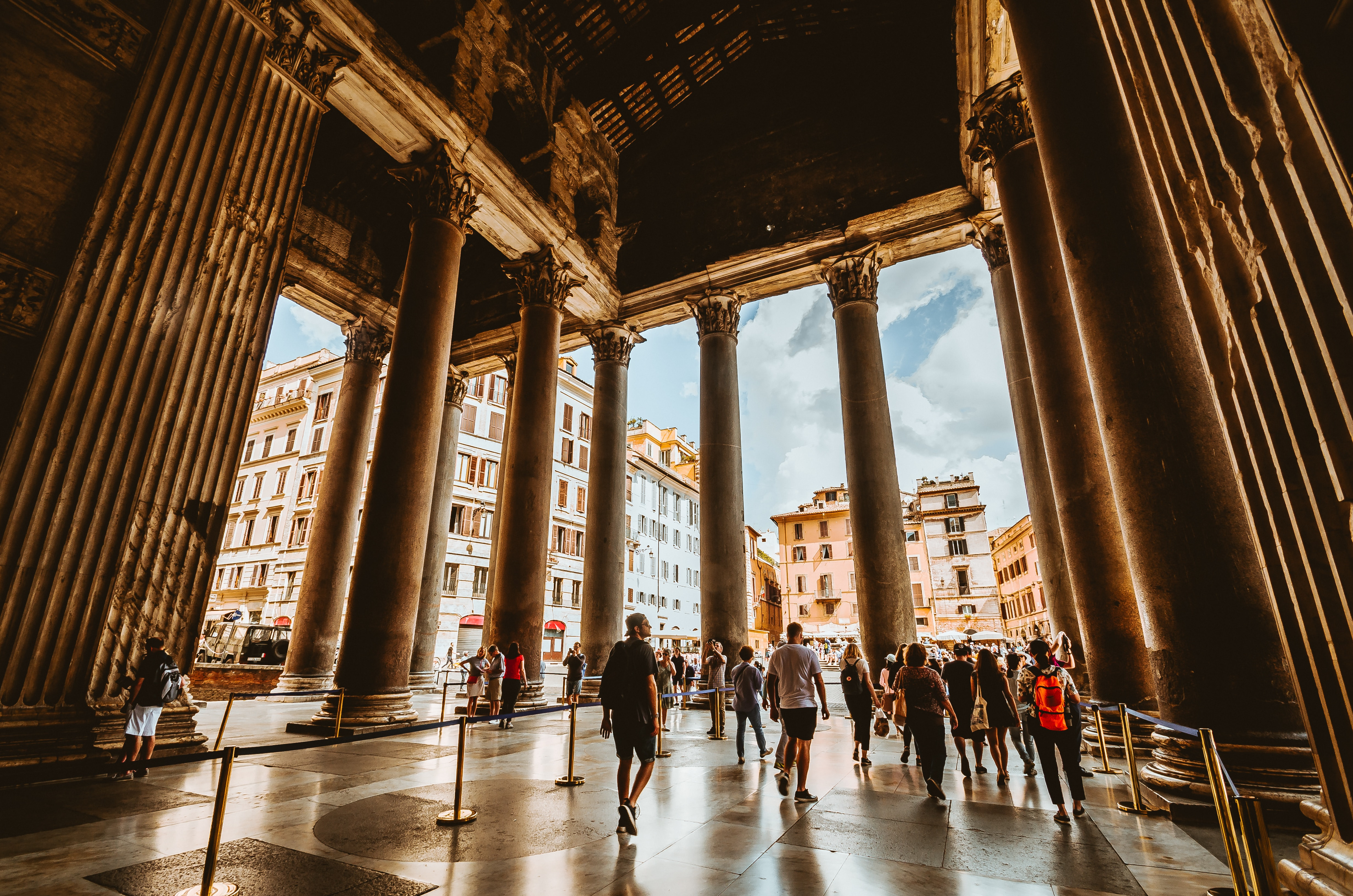 Rome & The Pantheon (Private Group)