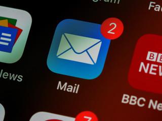 In contact komen met klanten via mail