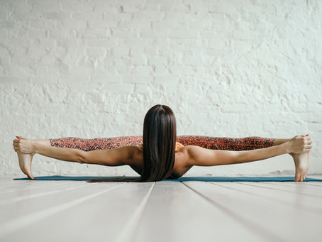 Splits are good for your sexual life!