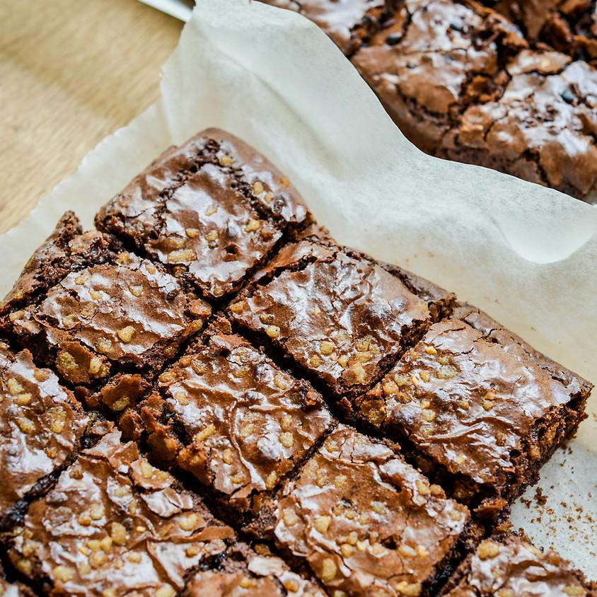 Kids & Teens: Cheesecake Brownies ~ 4 pm