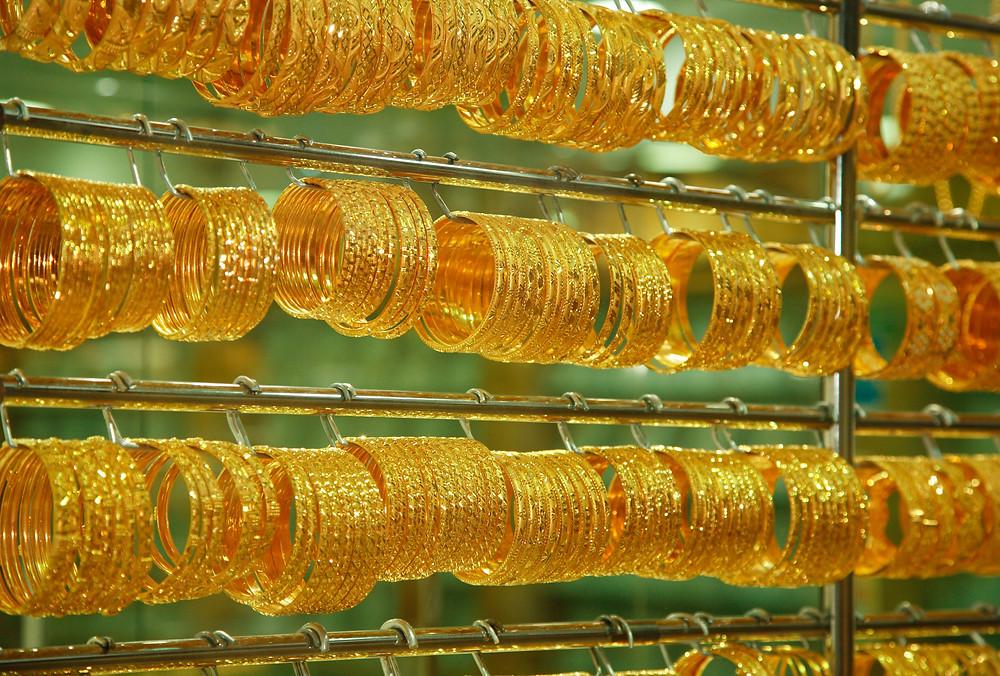 שוק הזהב בדובאי , זהב במחירים זולים ובאיכות טובה