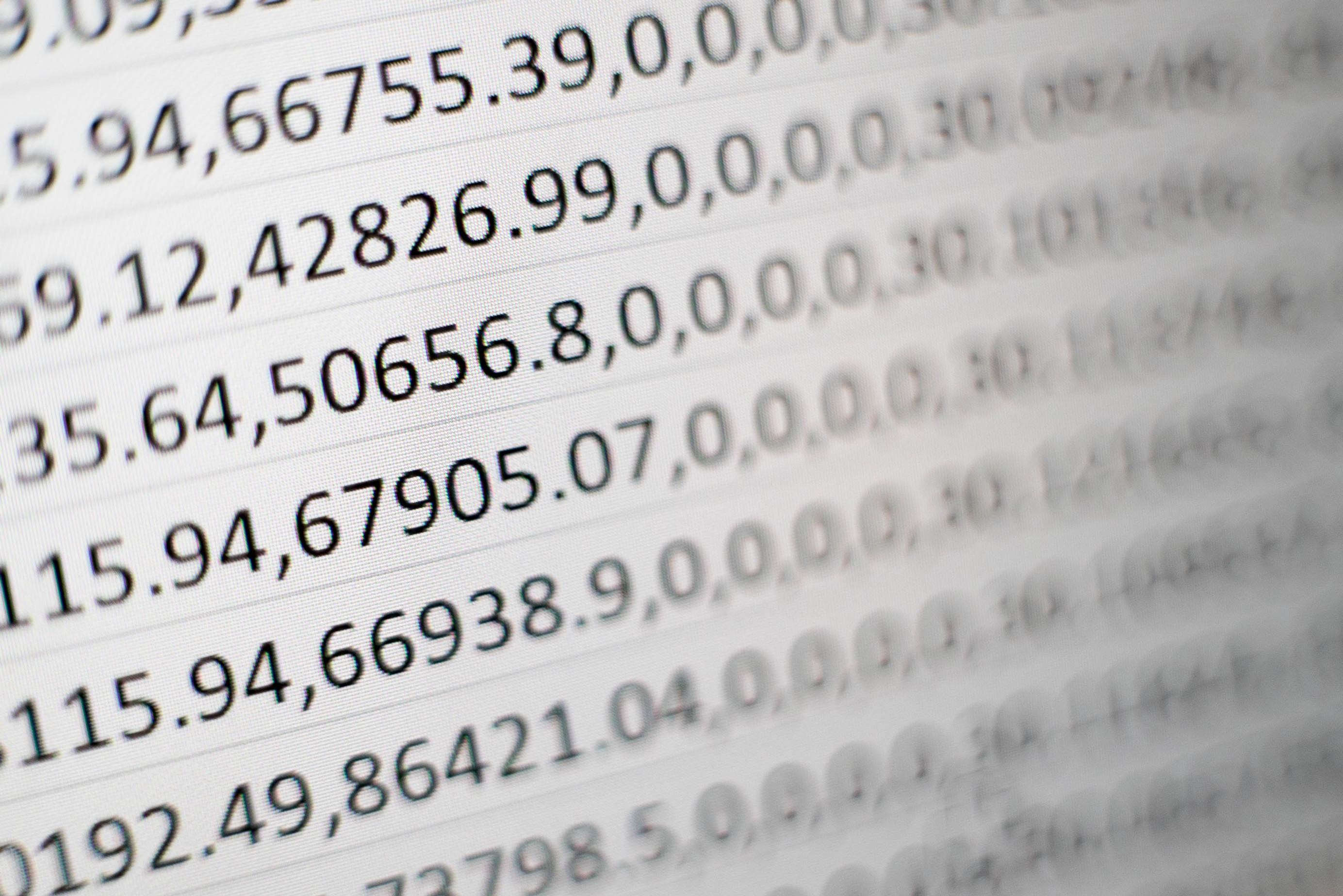 Problem Solving Using Excel
