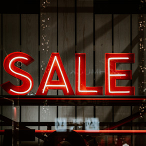 How To Run a Seasonal Sale