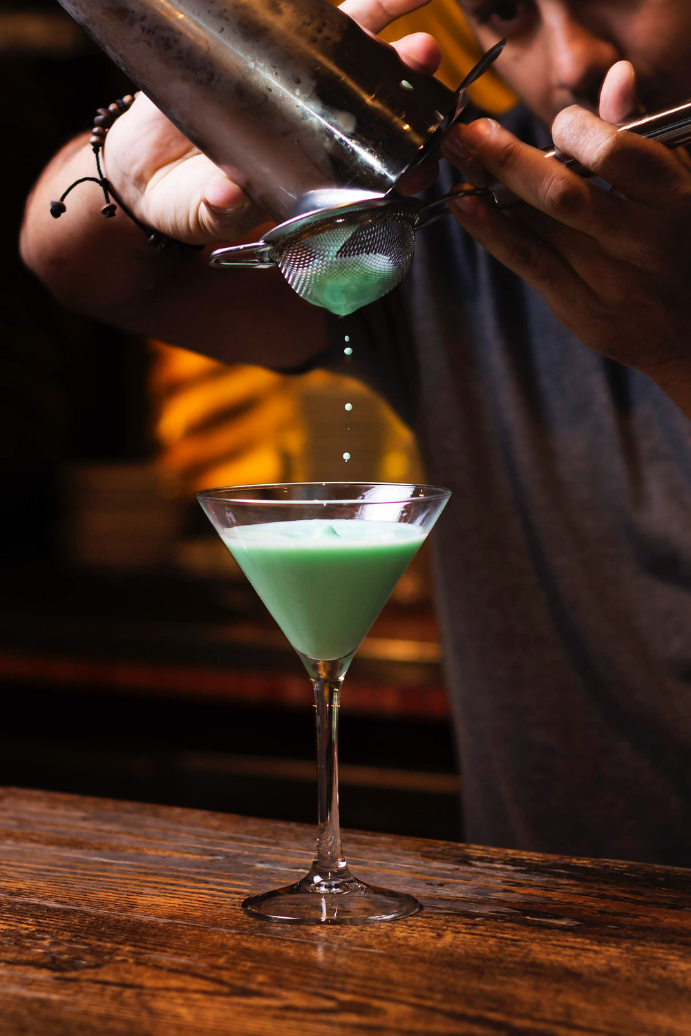 Hand Crafted Cocktail by a Mixologist