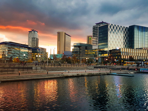 Manchester: the UK's new staycation city