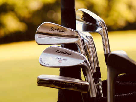 The benefits of used golf clubs