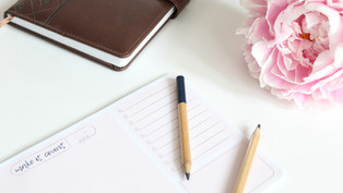 Start Simple: How To Use The Food Journal