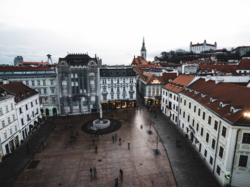 Quick Travel Guide | Bratislava