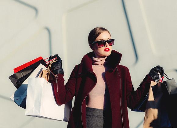 Service personal shopper 3h