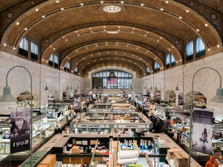 What is the Future of Food Halls?