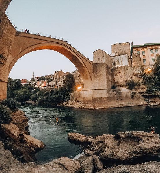 Experiences around Dubrovnik, walking tour of Mostar