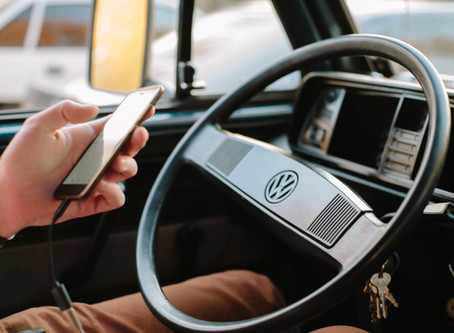 168 New England drivers caught using mobiles since March