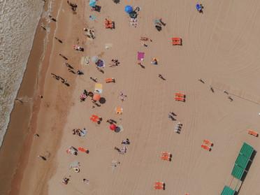 Surf en La Pineda, Costa Dorada