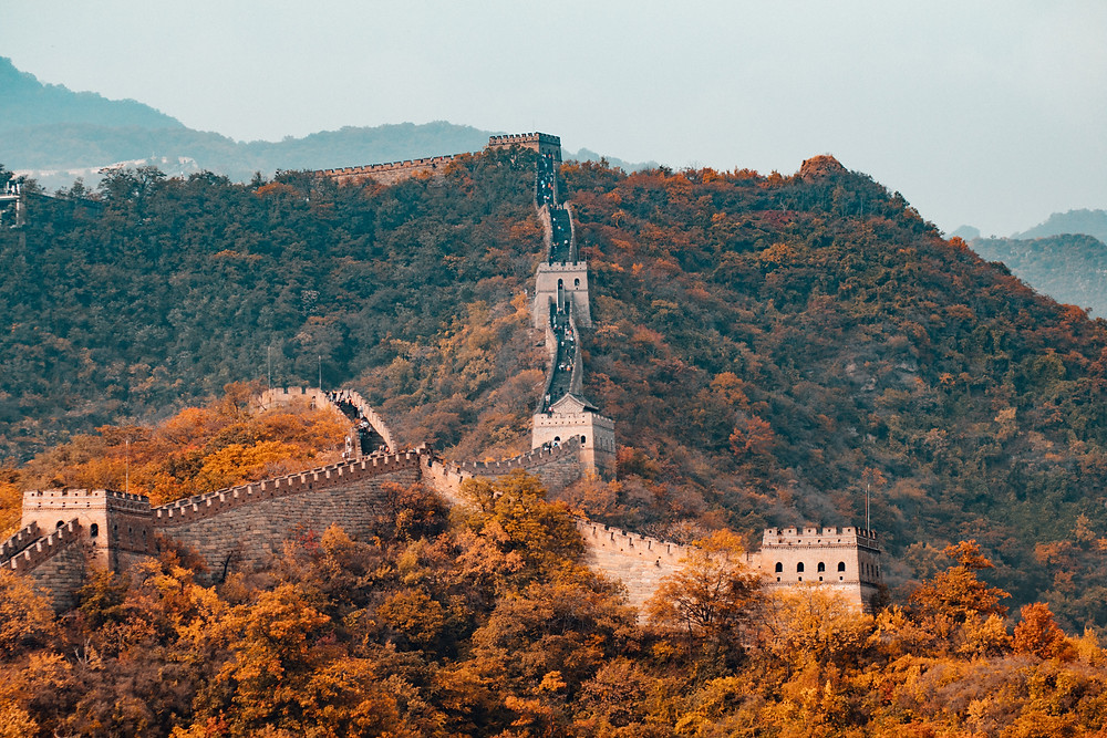 Great boundary wall