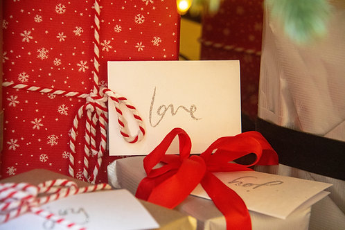 £15 Christmas Gift Voucher