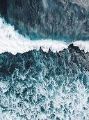 mao boa biolit planete mer ocean eau vagues