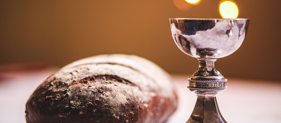 Musings around Holy Communion