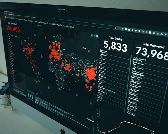 Global Track Mapas de Calor Monitoreo satelital