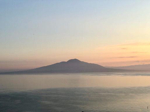 The Italian island of perpetual fire