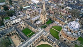 أكسفورد افضل جامعة بريطانية وعالمية!