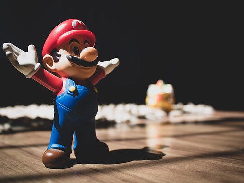 Mario Bros Salva Casa