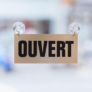 France: plusieurs magasins détournent le décret confinement