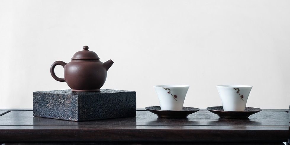 Online Tea Mindfulness and Tea Master Class 3 Tea Ware Art
