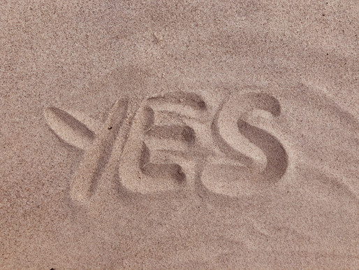 SAY YES: Step Into Equality